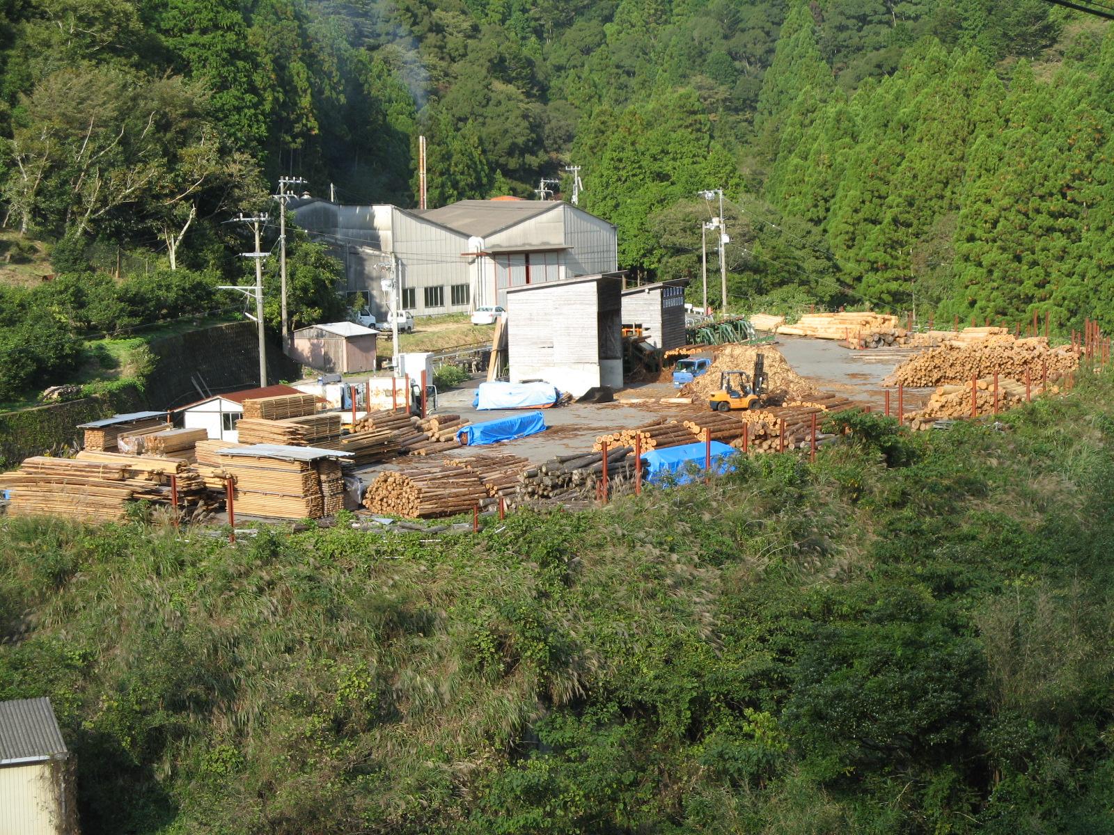 【製材作業】未経験可◆U・Iターン歓迎◆資格取得のサポート制度があります◆山・川・森が豊かな自然が残る馬路村で一緒に働きませんか!