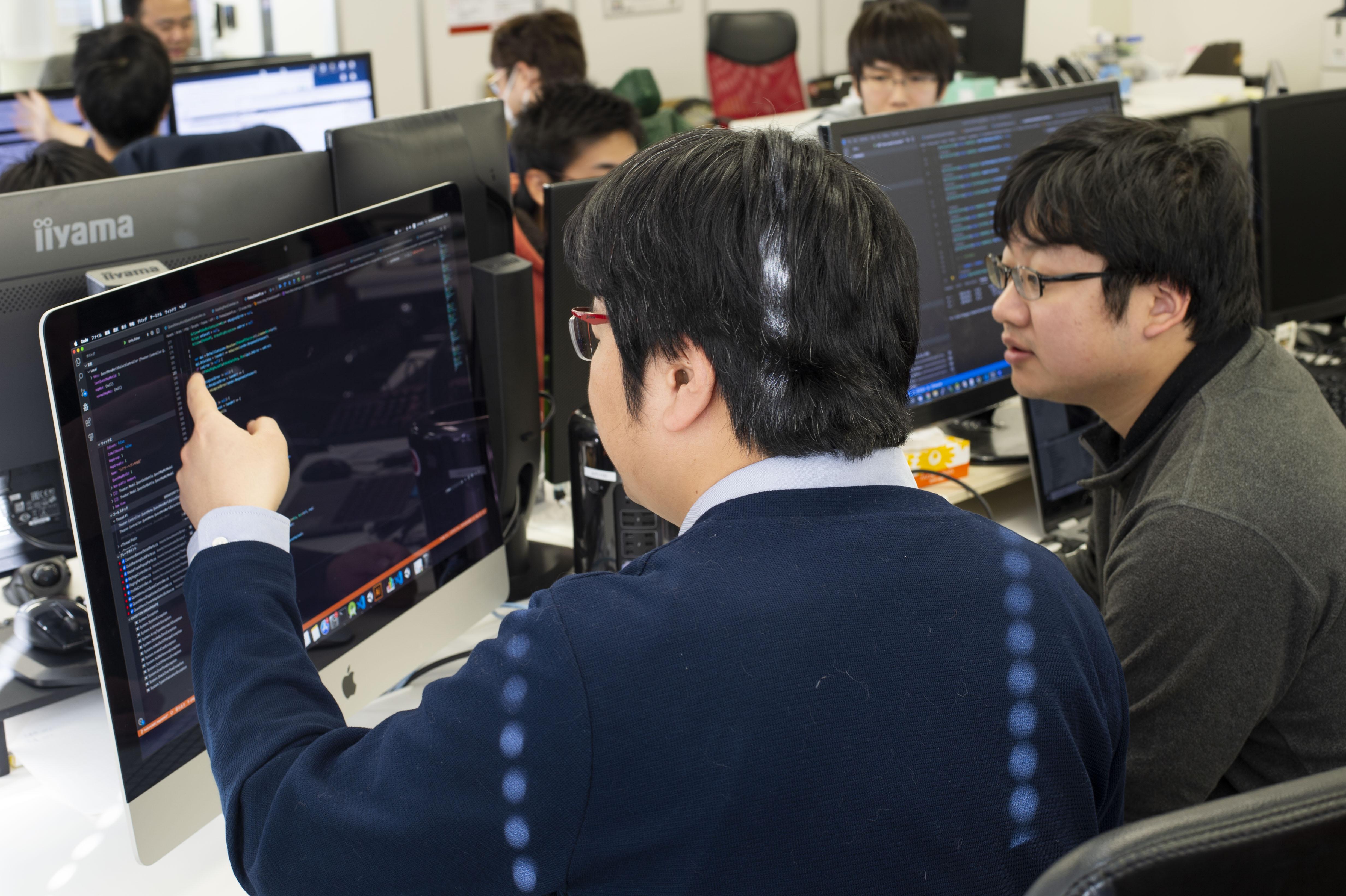 【クライアントエンジニア・サーバーエンジニア】ゲーム・アプリの運営や新規開発等◆高知でゲームを作りたいエンジニア募集!