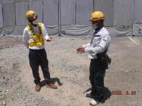 【土木技術者(施工管理)】施工管理資格必須◆作業現場における施工管理全般◆あなたのスキルを活かし、地域の未来を造る仕事をしてみませんか?◆健康経営で長く働ける職場です