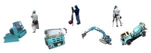 【土木技術者(見習い)】配属された工事現場にて土木技術者(現場監督)の見習いとして、仕事をしてもらいます。(上司、先輩が丁寧に指導していきます!)