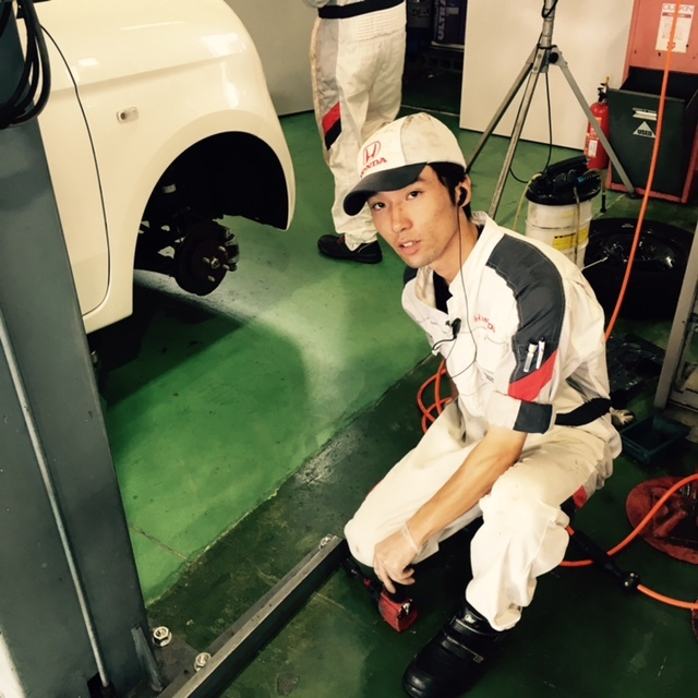 【整備士】3級以上の自動車整備士資格必須!未経験歓迎◆自動車の整備◆Honda正規ディーラー